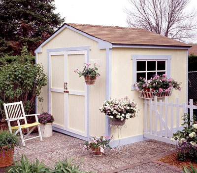 Home Design Tips - Plan the Perfect Garden Shed