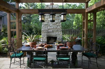 Some Of The Excellent Outdoor Touches For Your Yard, Patio