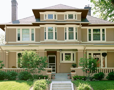Home Design Tips - Paint Colors for Exteriors