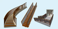 Stair and Ramp Styles