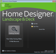 Landscape Software Quick Start