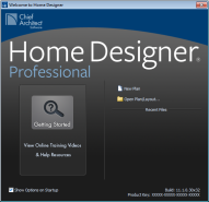 Home Designer Pro Quick Start