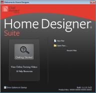 Home Designer Suite Quick Start