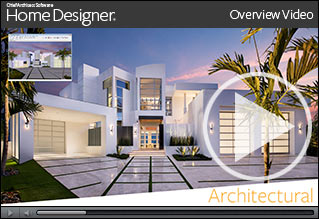 Play the Home Designer Architectural video
