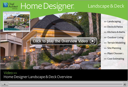 Play the Home Designer Landscape & Deck video