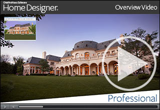 Play the Home Designer Pro video