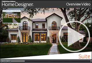Play the Home Designer Suite video